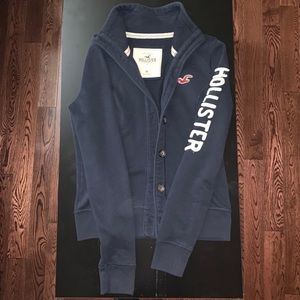 Hollister Button up jacket and pants